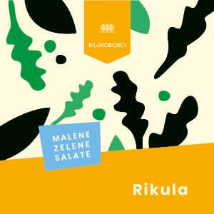 Baby salate / Rikula